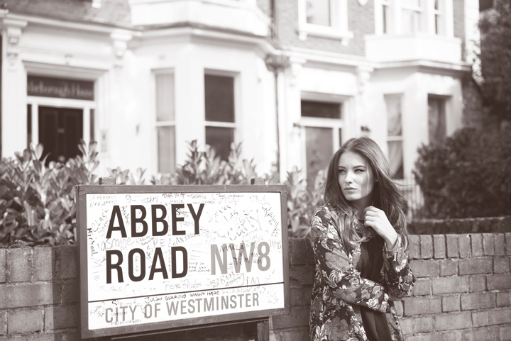 Abbey Road Tanja Henkel London